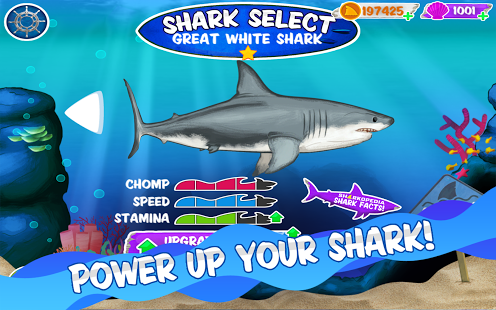Shark Strike App