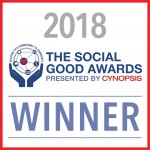 Cynopsis Social Good Awards Winner