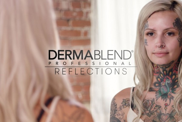 Dermablend Professional: Reflections