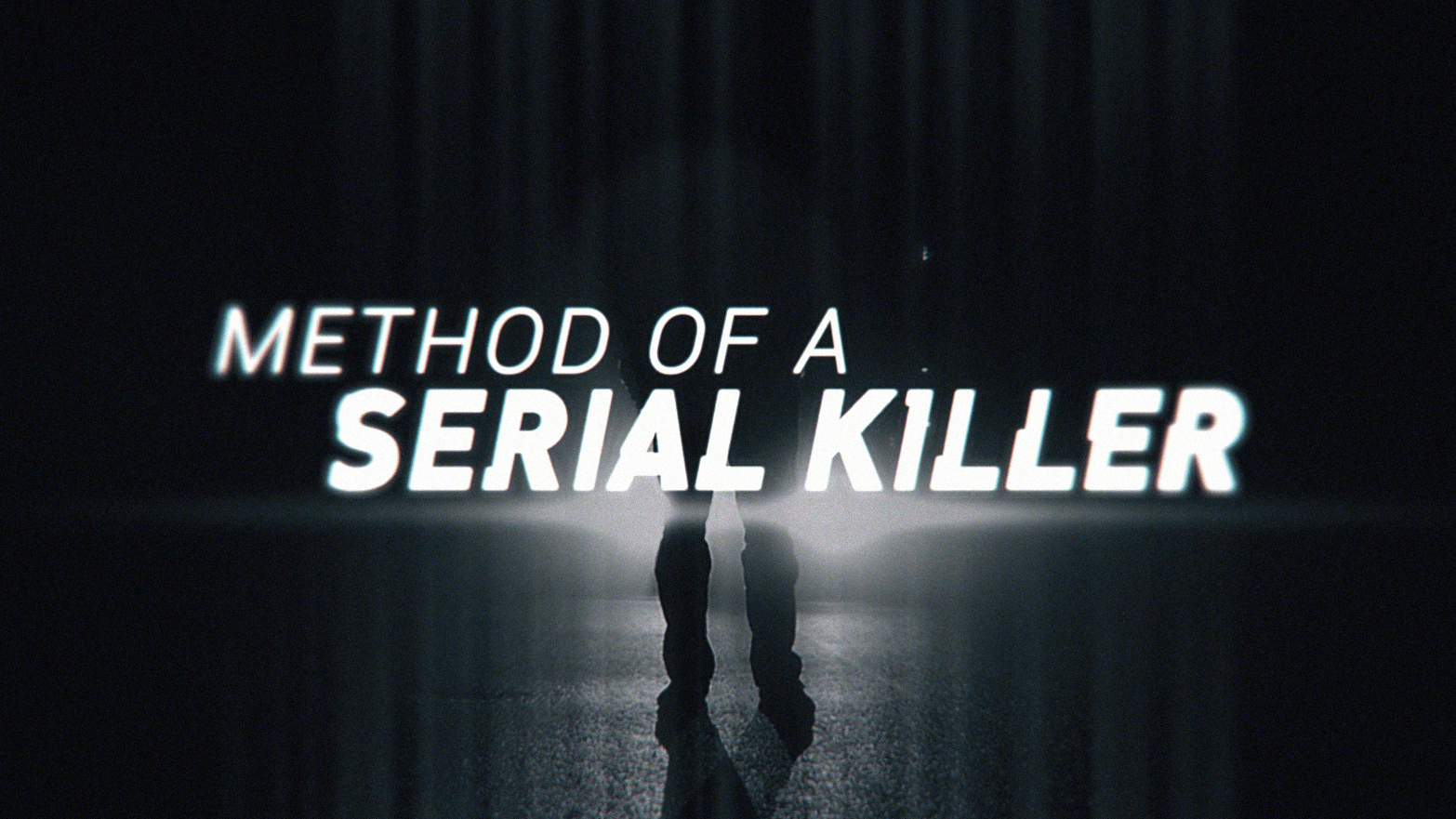 METHOD of a serial killer produciton page