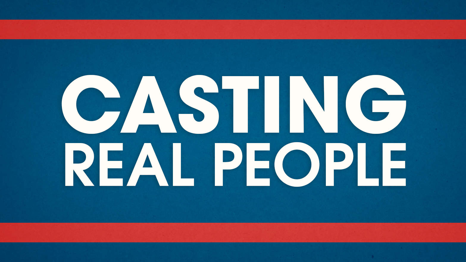 Casting Real People