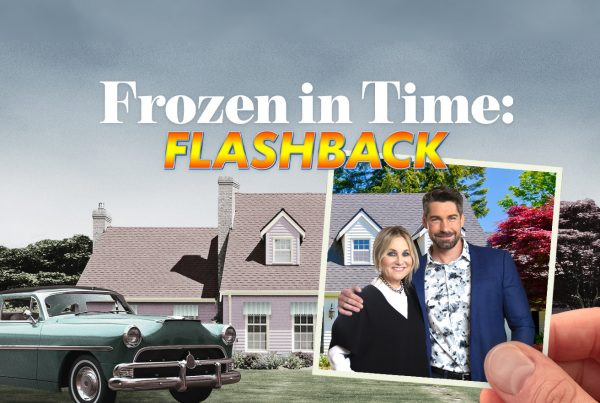 frozen in time flashback portfolio image