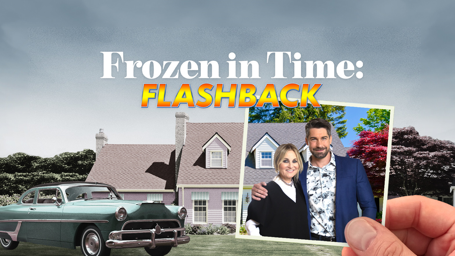 frozen in time flashback portfolio image