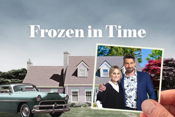 Frozen in time porftlio image